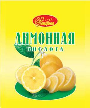 Как из лимонной кислоты сделать лимонный 883